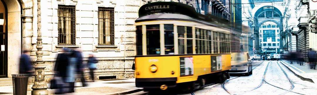 Castelli Milan Tram